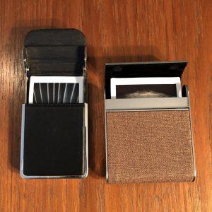 Fuji Instax Mini and Square Storage Cases