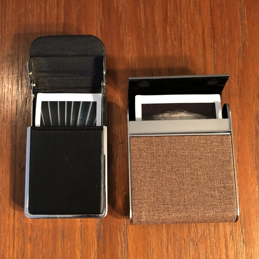 Fuji Instax Mini and Square Storage Cases